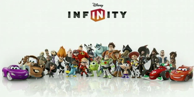 Disney Infinity Banner