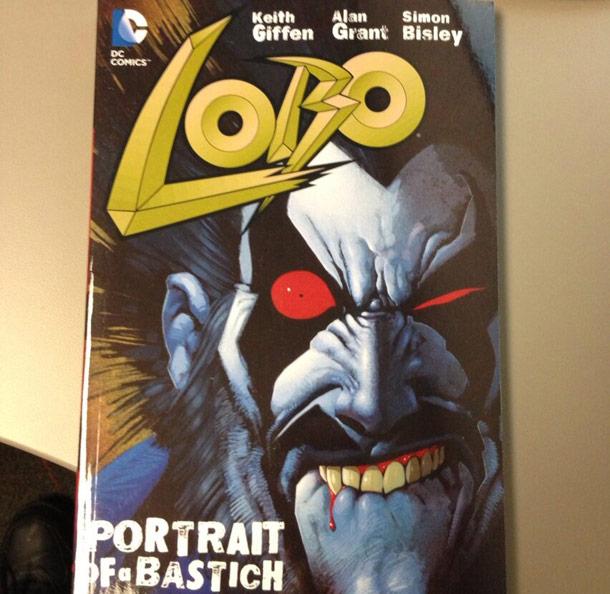 Ed Boon Twitter, Lobo