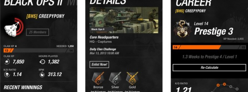 Call of Duty Elite App Now On Windows Phone 8