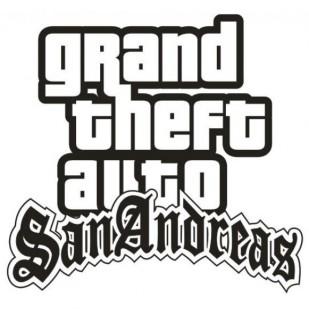 GTA - San Andreas Logo