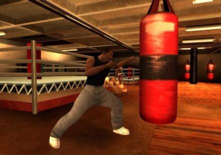 GTA - San Andreas Screenshot