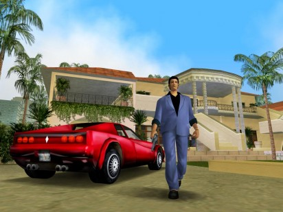 GTA - Vice City Screenshot