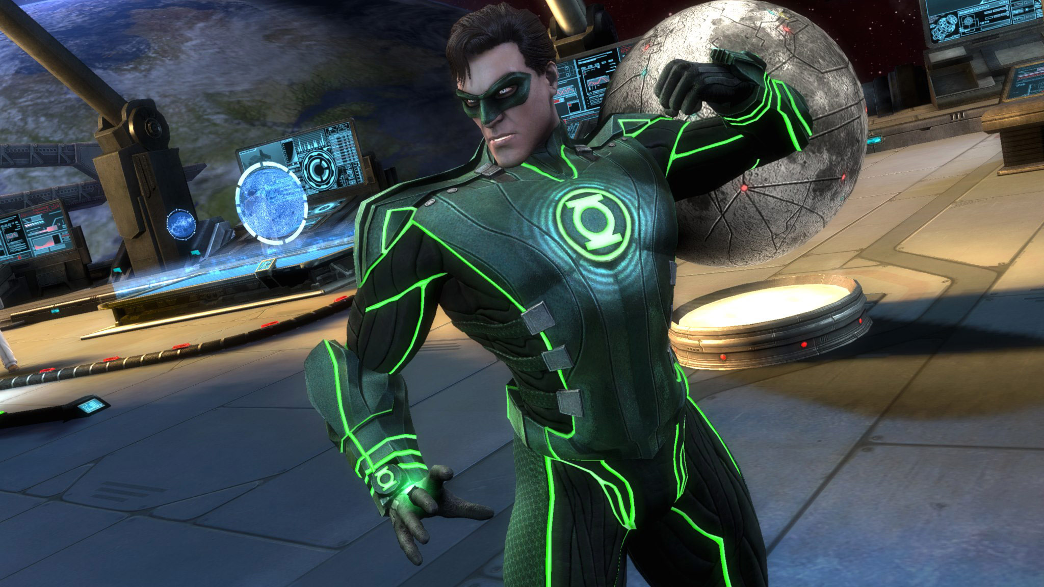 Green Lantern Alternate Costume