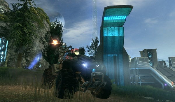 Halo Combat Evolved Screen
