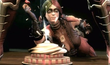Injustice: Gods Among Us Harley Quinn Trailer