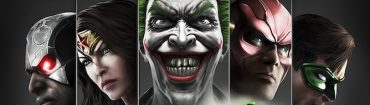 Injustice: Gods Among Us Official Doomsday Reveal Trailer