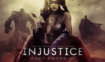 Yet Another HUGE Injustice: Gods Among Us News Dump
