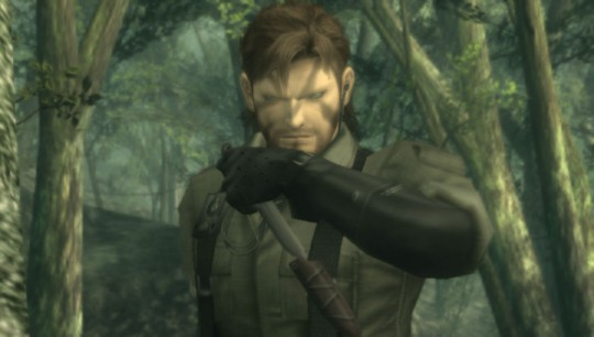 Metal Gear Screen