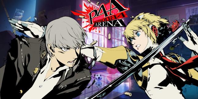 Persona 4 Arena Banner