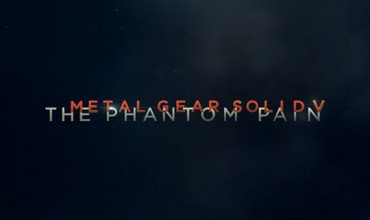 Metal Gear Solid V: The Phantom Pain Reveal Trailer