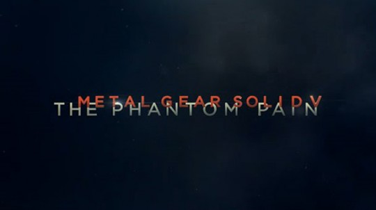 Phantom Pain - banner