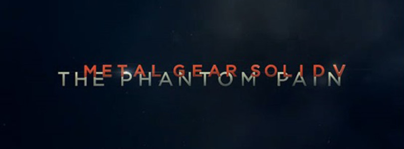 Metal Gear Solid V: The Phantom Pain Reveal Trailer