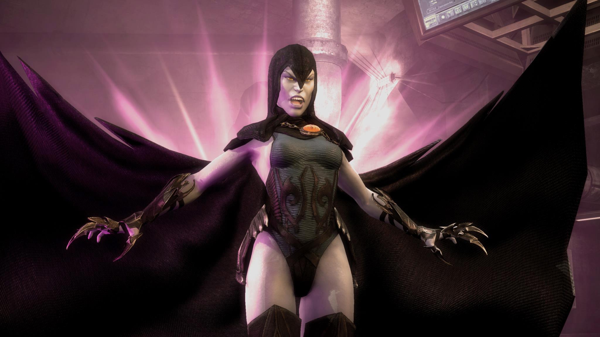 Raven Alternate Costume