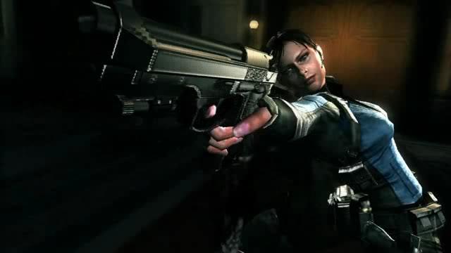 Resident Evil Revelations Banner