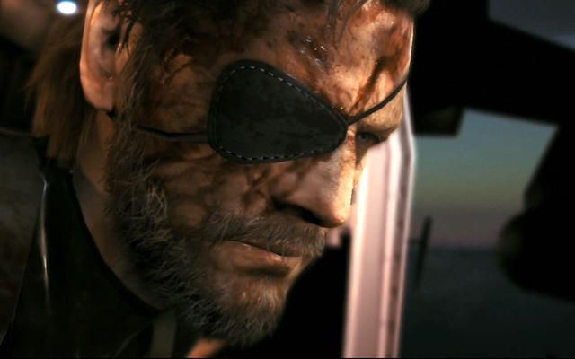 Solid Snake screenshot