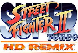 Supe Street Fighter 2 Turbo HD Remix