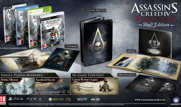 Assassin's Creed 4 Black Flag – World Gameplay Premiere