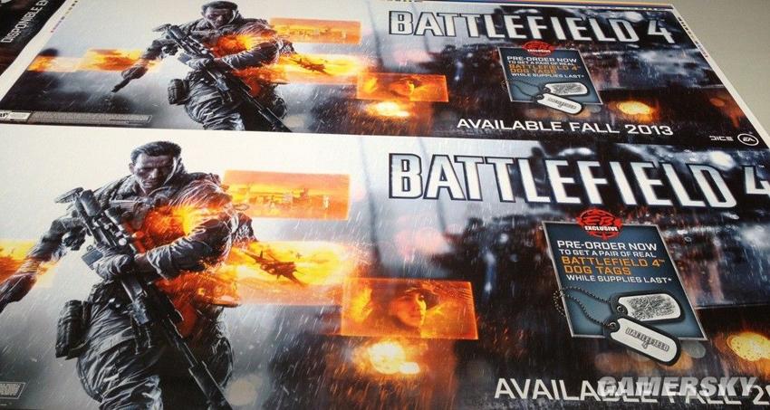 battlefield4 preoder pic