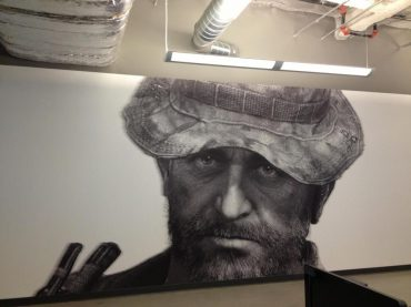 Infinity Ward Tease With New Captain Price Image