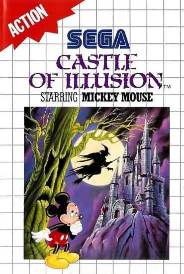 SEGA's Castle of Illusion Coming to XBLA