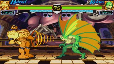 XBLA: Darkstalkers Resurrection Out This Week