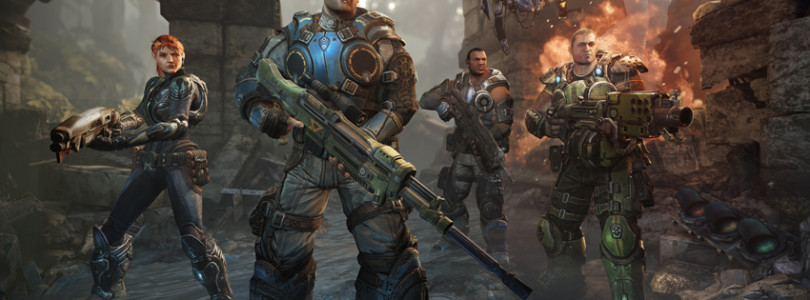 Gears of War: Judgment Tops UK Gaming Charts