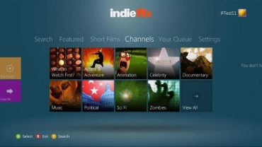 UK IndieFlix App Now On Xbox LIVE