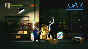 Kung-Fu High Impact Kinect Review