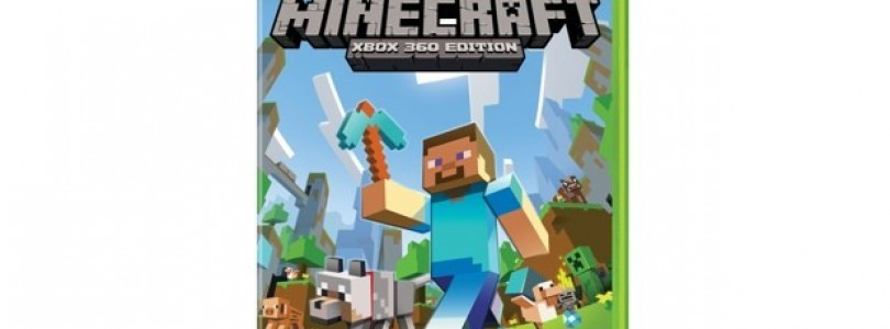 Minecraft Xbox 360 Edition Heading For Retail