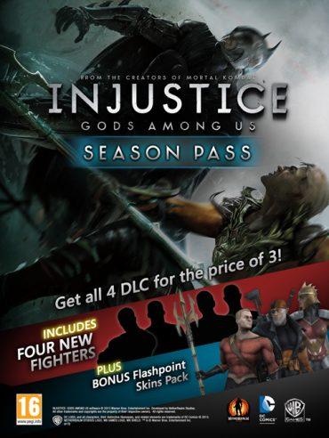 Injustice: Gods Among Us Season Pass
