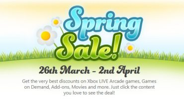 The Xbox Spring Sale Is Now On