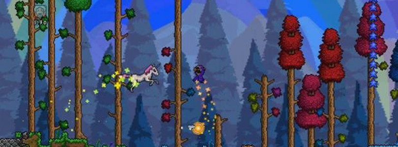 XBLA Terraria: Q&A with Developer David Welch