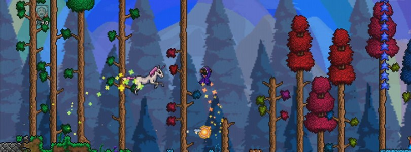 Terraria is going Next-Gen On Xbox One This Fall
