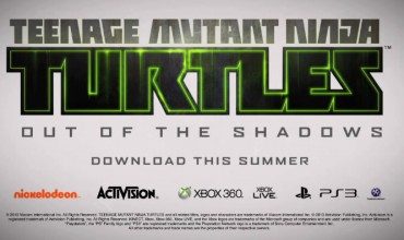 Teenage Mutant Ninja Turtles: Out of the Shadows Announcement Trailer