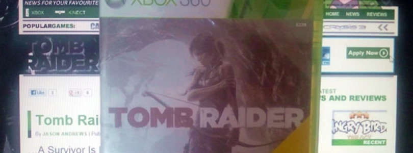 UK Comp: We're Giving Away TOMB RAIDER [CLOSED]