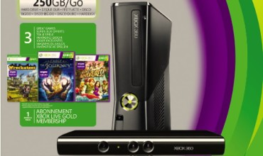 Microsoft Release Xbox 360 Spring Value Bundles In The UK