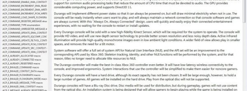 Next-Gen Xbox Details: Blu-Ray, Better Controller, All Games Required To Be Installed
