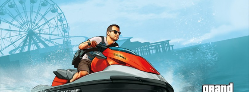 UK Charts: Third time's the charm for GTA