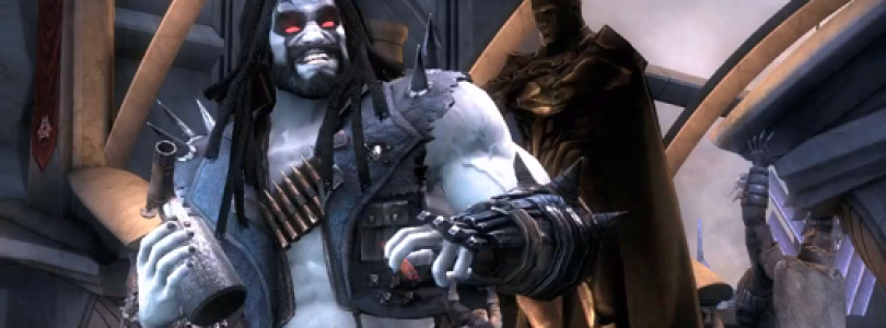Injustice: Gods Among Us Lobo Gameplay Trailer