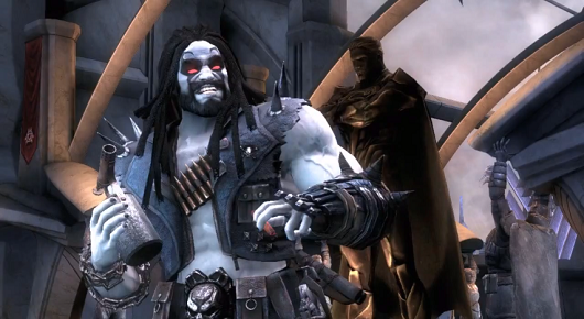 Lobo Injustice Screenshot