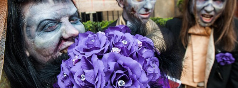 Dead Island Riptide Zombie Wedding – Couple Now Married