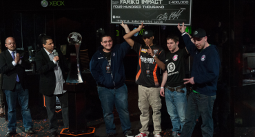$400K Richer Fariko Impact Wins Inaugural Call of Duty Championship