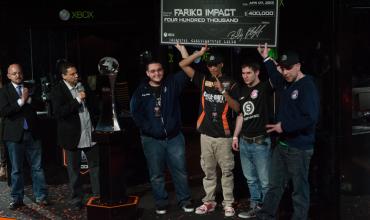 $400K Richer Fariko Impact Wins Inaugural Call of Duty Championship