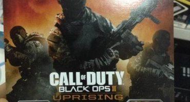 Black Ops 2: Uprising Map Pack DLC Dated April 16