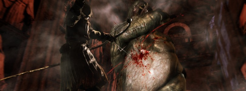 Dark Souls II Collector's Edition Miniature Weapon Set