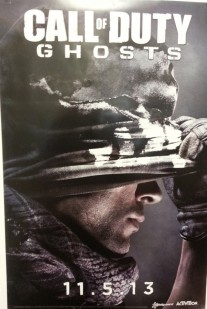 call of duty ghosts poster leak