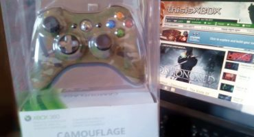 Roger That – Xbox 360 Camouflage Wireless Controller