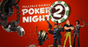 Telltale Games' Poker Night 2 Screens