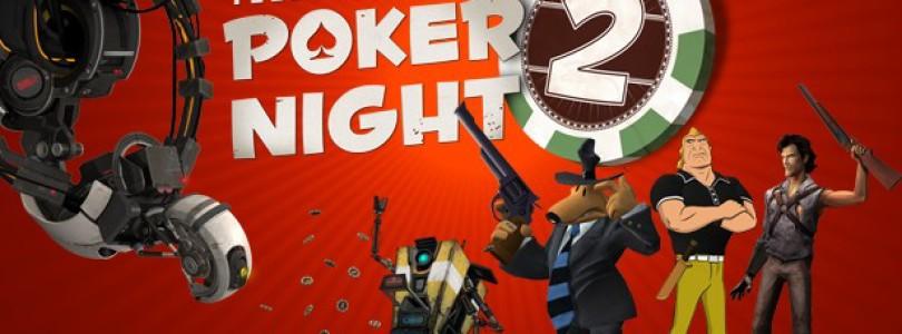 Telltale Games' Poker Night 2 Screens
