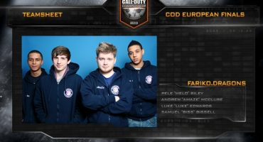Call of Duty World Championship Starts Today